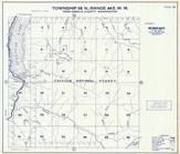 Township 38 N., Range 44 E., colville National Forest, Sullivan Lake, Harvey Creek, Pend Oreille County 1957